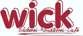 WICK - Bäckerei - Konditorei - Café